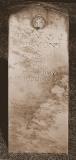 Pvt. Thomas Jefferson Sirmons headstone,Mount Pleasant Cemetery,