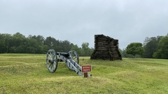 Star Fort, Ninety Six, South Carolina.