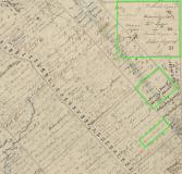 Holland Township, 29 Dec 1851; Porter, Quinn, and Lyons lots.