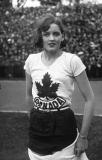 "Ethel Catherwood, the ""Saskatoon Lily"", 1928 Summer Olympics."