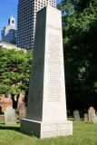 John White and William Goodwin are listed on Founders Monument,