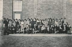 Hannah High School, 1926-1927.