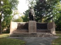 Founder's Monument, Watertown, Massachusetts.